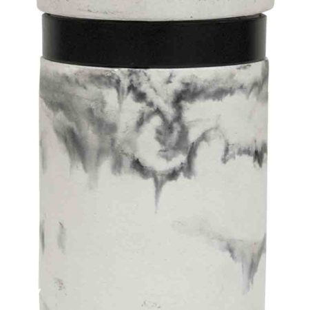 Hand Made Bullet Storage Canister - Watercolour