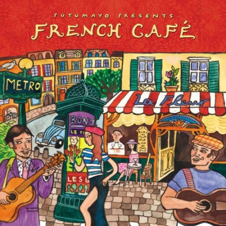french music cd