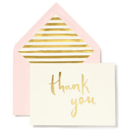 Cards for saying Thank You