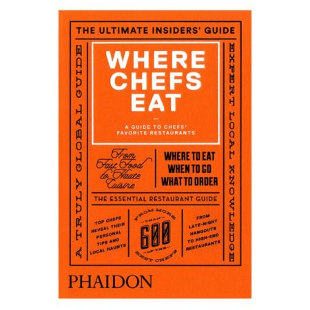Insider's Guide To Where Chefs Eat