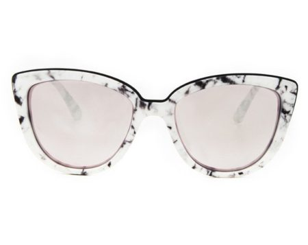 ROC Fun Times Sunglasses White Marble