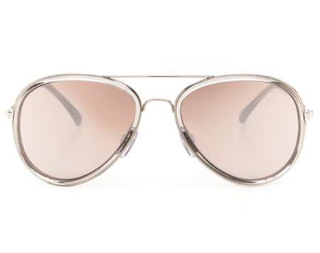 ROC Modern Sunglasses Crystal Grey
