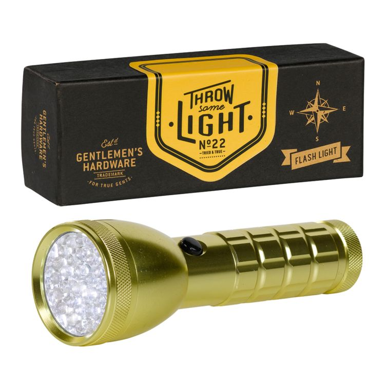 Gents Flashlight