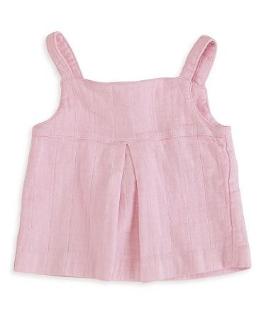 Lovely Pink Smock Top