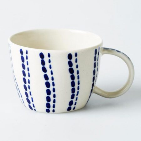 Blue Urchin Coffee Cup