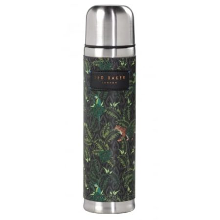 Ted Baker Jungle Stainless Steel Flash
