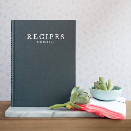 Recipes Pass Down