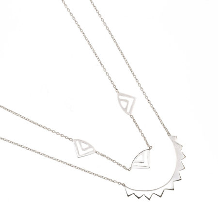 Noble Duo Necklace