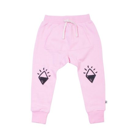 Trackies - Diamond Knees - Placement (Pink)