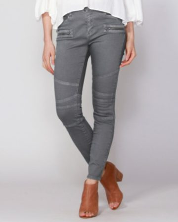 washed grey jeans