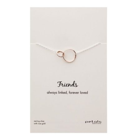 Blessed with Love - Friends Necklace