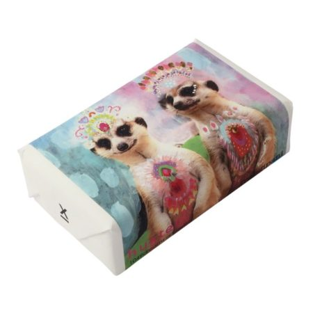Soap 1049 Art Series Meerkat