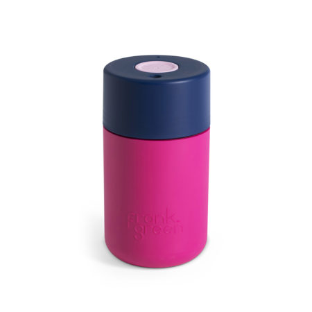 Smart Cup 12oz Hot Pink Coffee Cup