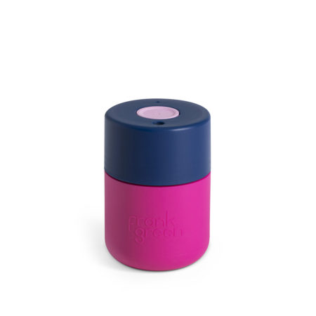 Smart Cup 8oz Hot Pink Coffee Cup