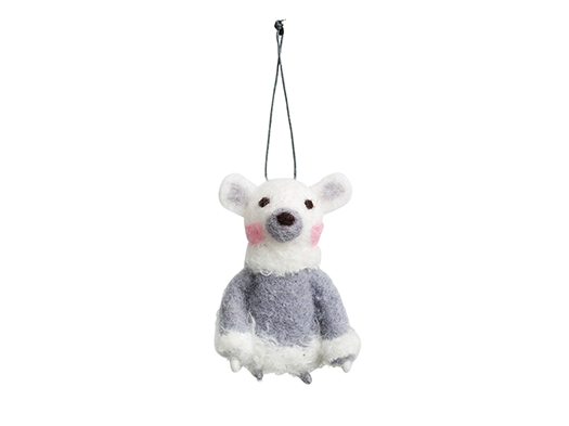 Hanging Ballerina Mouse