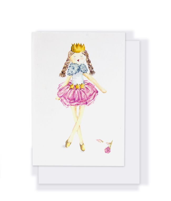 Gift Card-Princess