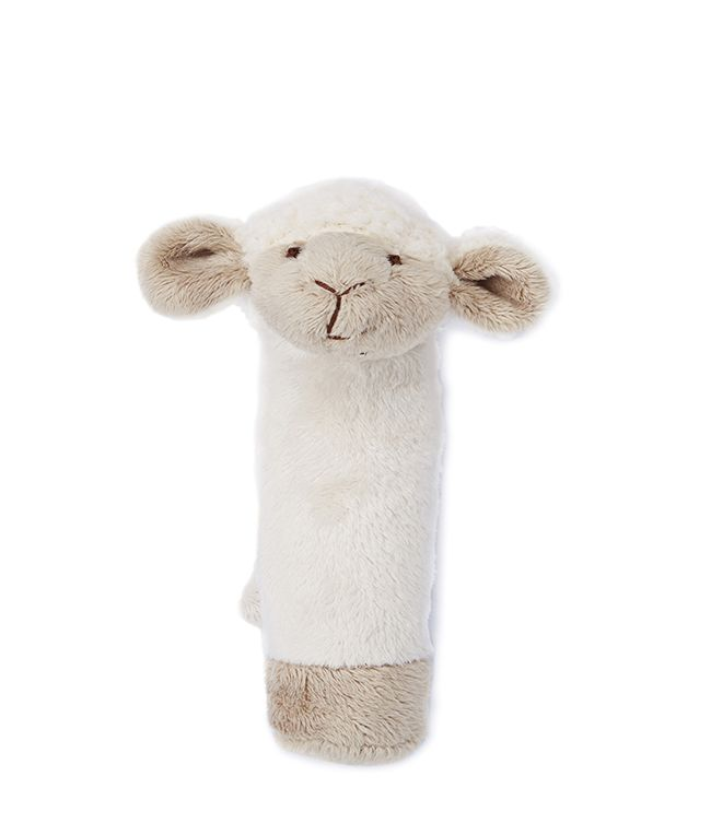 The Sheep Baby Rattle