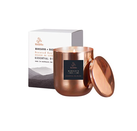 Soy Candle - Copper