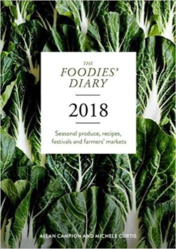 The 2018 Foodies Diary