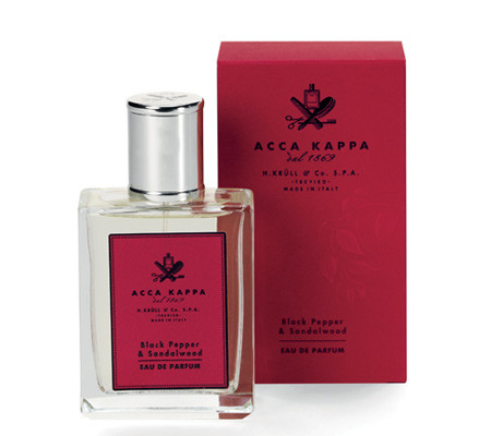 Black Pepper & Sandalwood Eau De Parfum