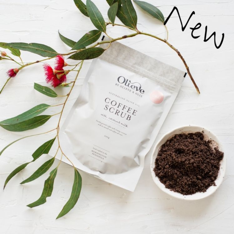 Australian Made Coffee Body Scrub