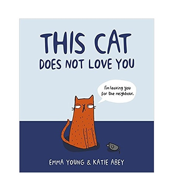 This Cat Does Not Love You