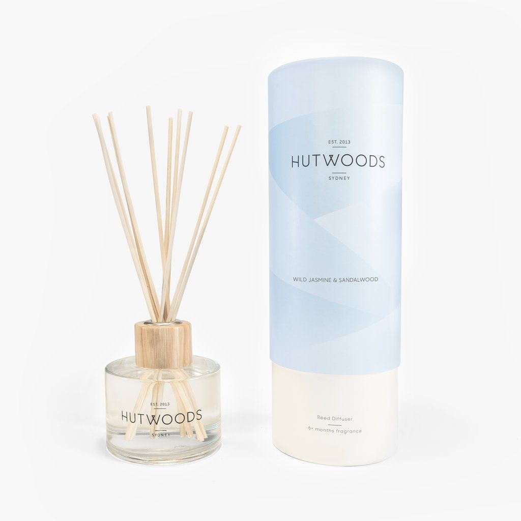 Wild Jasmine and Sandalwood Diffuser 200ml
