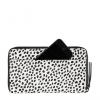 Leather Leopard Print Wallet front