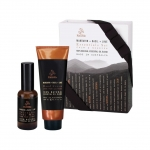 Mandarin, basil and lime - body mist and hand cream gift set
