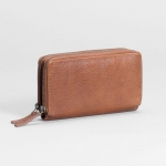 Orcas wallet - tan