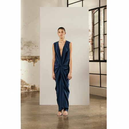 Eclipse Silk Maxi front