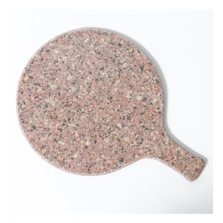 Continental granite serving board - rosy pink