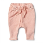 Strawberry slouch pant