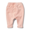Strawberry slouch pant back