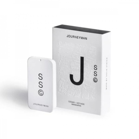 Solid State pocket size men colognes - Journeyman
