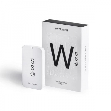 Solid State pocket size men colognes - Wayfarer