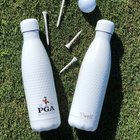 Swell golf bottle
