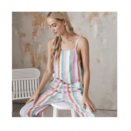 Rainbow star dress