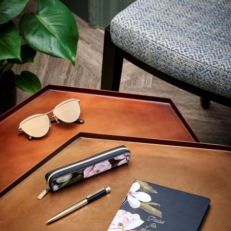 Ted Baker Black Opal Touch Screen Pen with Pouch
