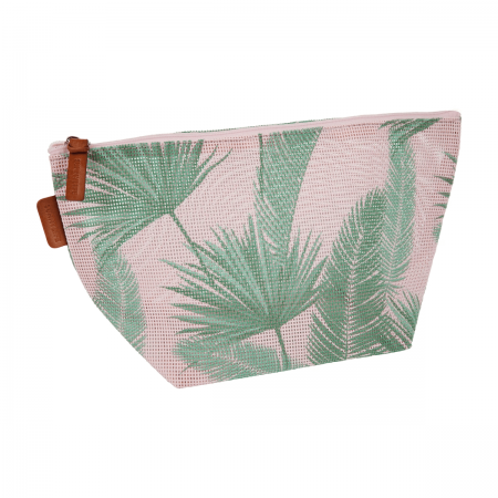Mesh cosmetic bag - kasbah