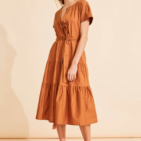 sonoma tofee dress