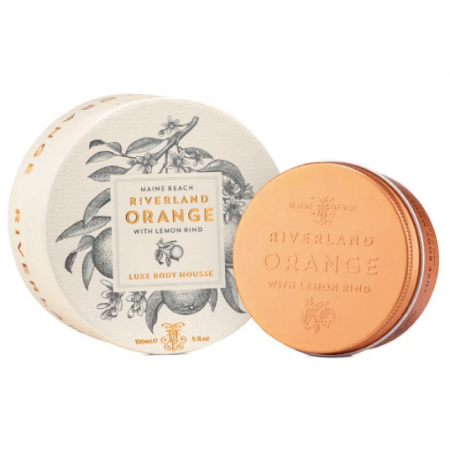 Riverland orange body mousse