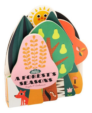 Bookscape Board Books : A Forest's Seasons