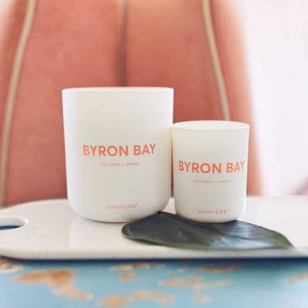byron bay candles lifestyle pic