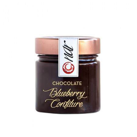 Chocolate Blueberry Confiture