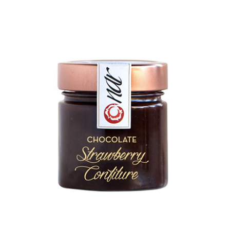 Chocolate Strawberry Confiture