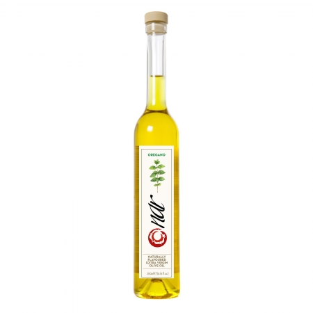 Olive Oil - Naturally Flavoured with Oregano