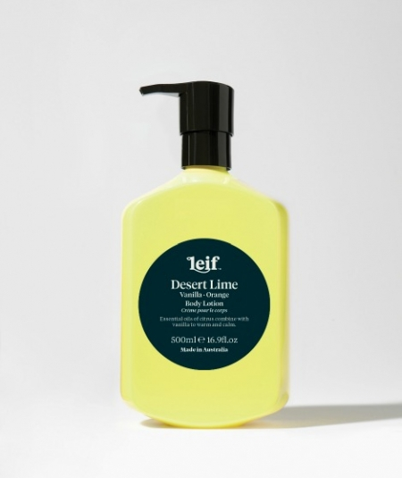 lime body lotion