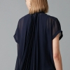 Jinto dress shirt - navy back side