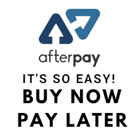 Afterpay available at our gift store sydney